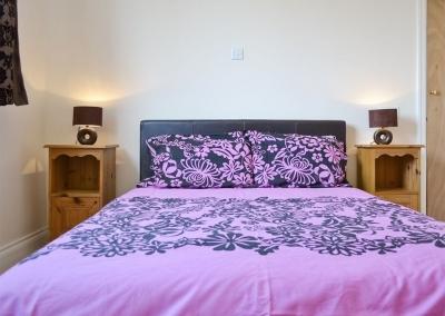 Bedroom #4 at Cherry Trees, Llangwm