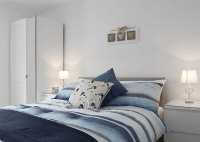 Bedroom #2 at Dyma Y Bywyd, Tenby