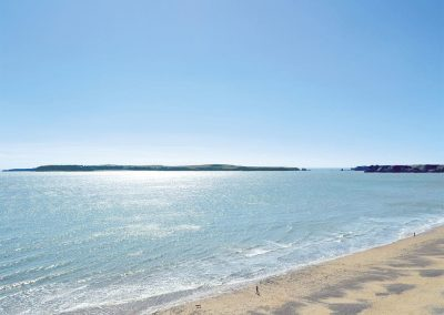 Ein Lle, Tenby is just a five minute walk from Tenby's gorgeous South Beach