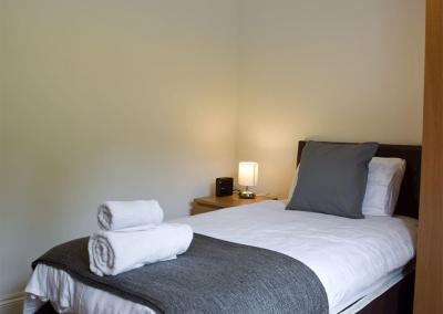 Bedroom #4 at Hafan Dawel, Stepaside