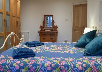 Bedroom #1 at Holly Cottage, Haverfordwest