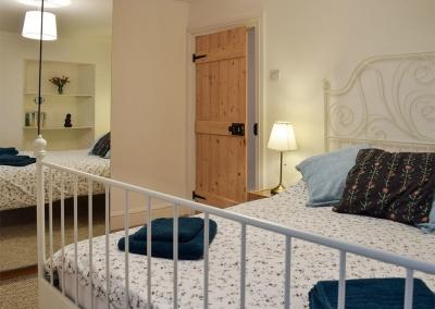 Bedroom #3 at Holly Cottage, Haverfordwest