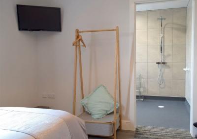Bedroom #2 at Llanlliwe Cottage, Henllan Amgoed