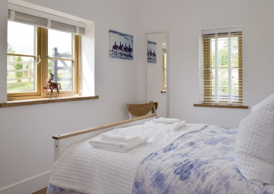 Bedroom #2 at Manor Lodge Stables, Wiston