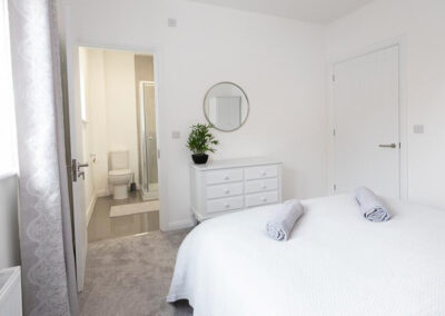 Bedroom #1 at Oak Grove 32, Twycross
