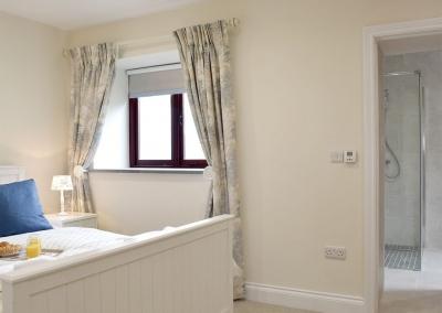 Bedroom #1 at Southlands Barn, Moreton