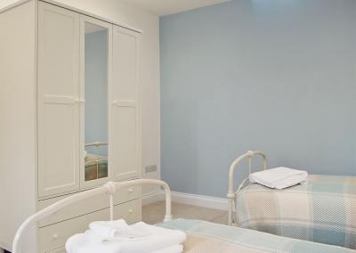 Bedroom #2 at Southlands Barn, Moreton