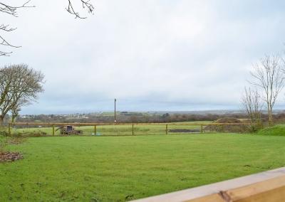The garden at Southlands Barn, Moreton