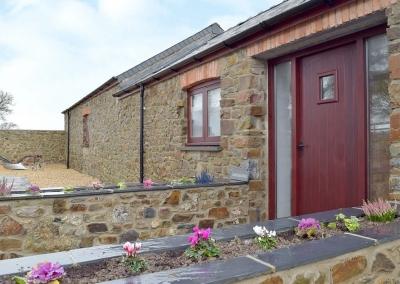 Outside Southlands Barn, Moreton