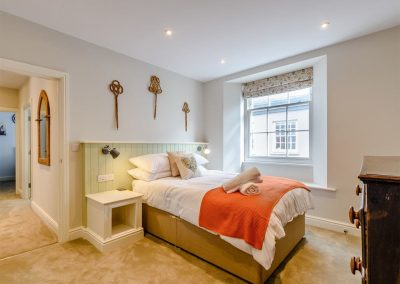 Bedroom #2 at Summers, Tenby
