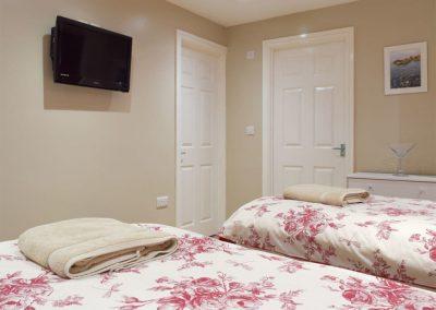 Bedroom #2 at The Norton, Tenby