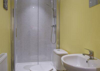 Bedroom #2 en-suite at The Norton, Tenby