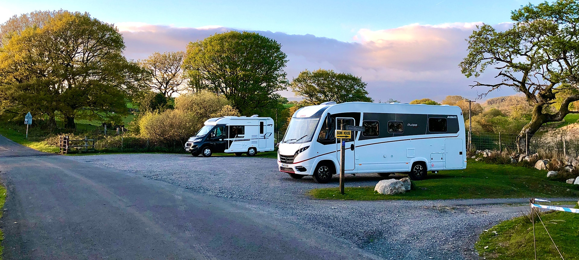 If you want even more freedom, you need to go motorhoming or campervanning around Wales, so you can park up and make a coffee or lunch whilst looking out over the stunning Welsh coast.