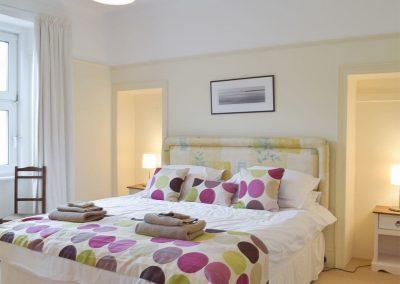 Bedroom #2 at Y Traethdy, Tenby