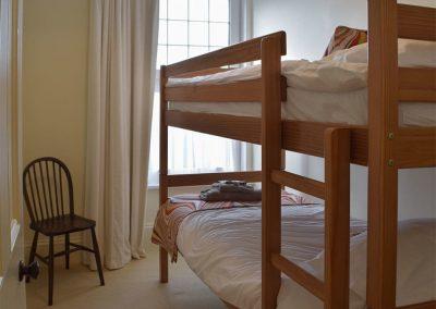 Bedroom #4 at Y Traethdy, Tenby